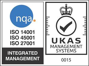 NQA ISO 14001, ISO 45001, ISO 27001 Accreditation
