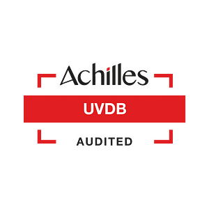 Achilles UVDB Audited Accreditation