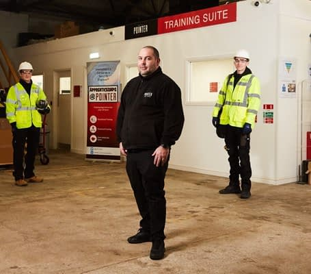 Apprentice promotional picture